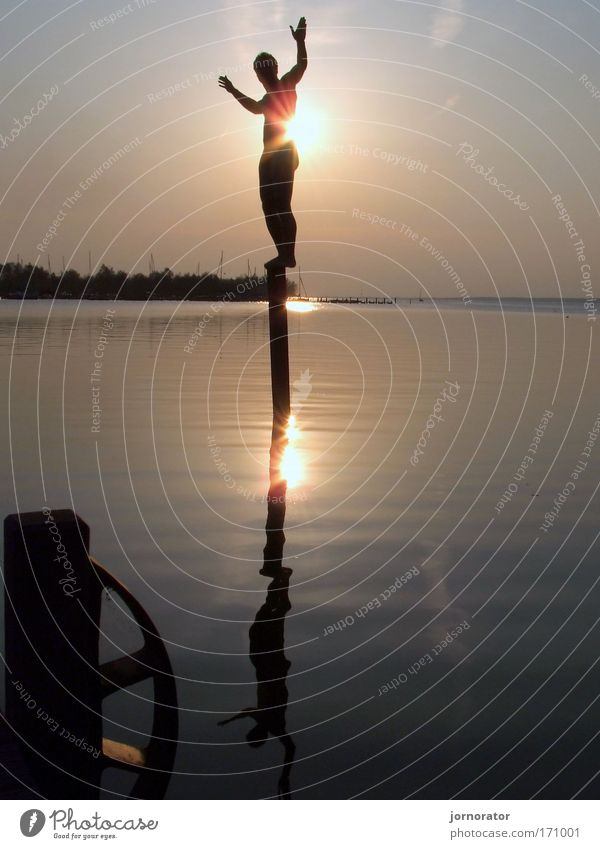 Masculine Success Infinity Beautiful weather Pride Steinhuder Lake