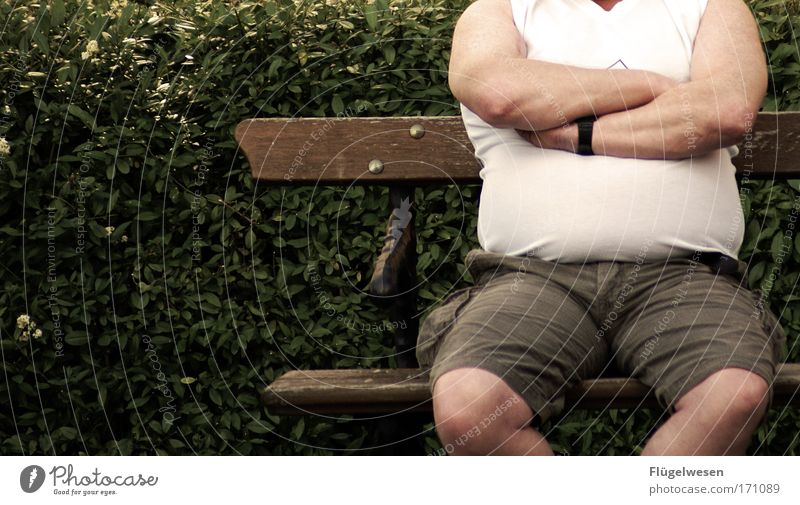 Calm Relaxation Work and employment Park Legs Environment Lifestyle Might Break Bench To enjoy Retirement Safety (feeling of) Well-being Shorts
