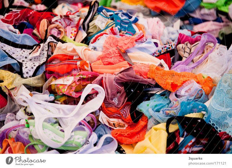 underwear Multicoloured Deserted Lifestyle Elegant Style Design Joy Beautiful Fashion Clothing Underwear Esthetic Cheap Trashy Feminine Vice Lust Bizarre Colour