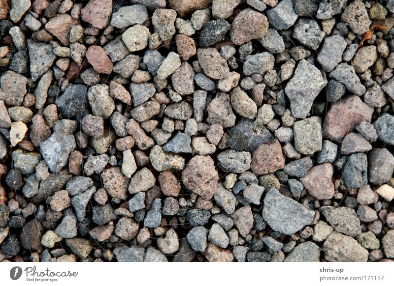 Stones and debris Texture Colour photo Subdued colour Exterior shot Pattern Structures and shapes Copy Space left Copy Space right Copy Space top