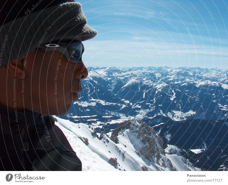 Mountain Large Extreme sports