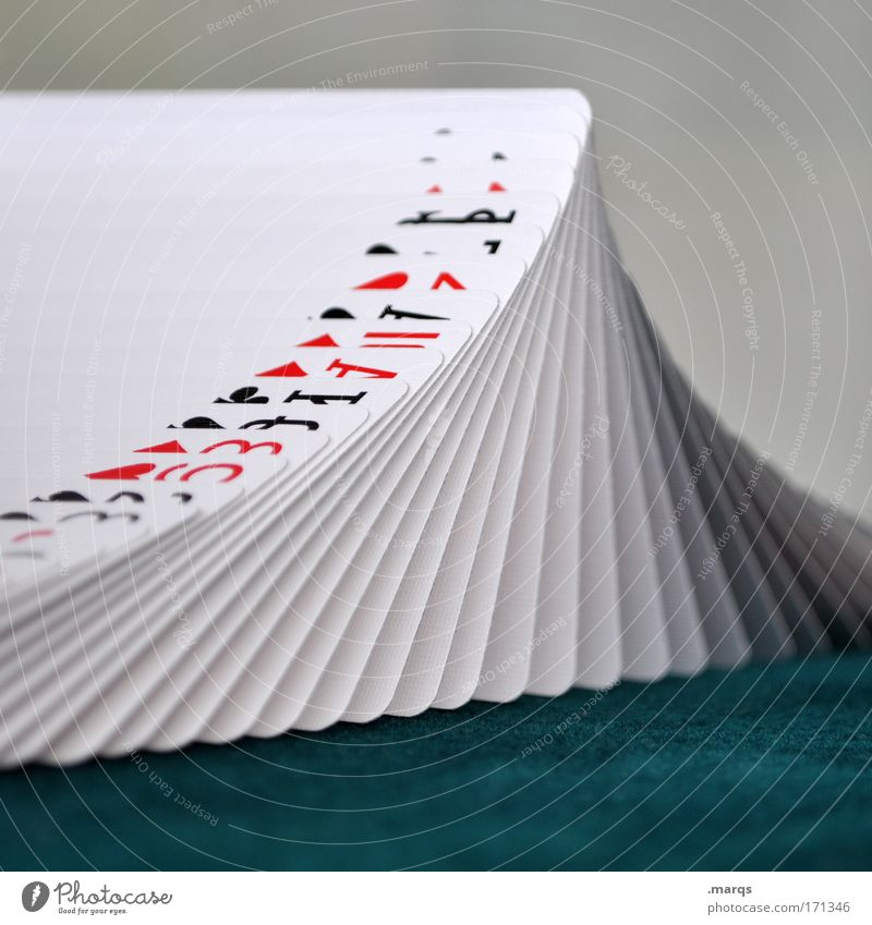 peak Colour photo Close-up Playing Game of cards Poker Game of chance Night life Entertainment Success Esthetic Joy Watchfulness Conscientiously Calm Fair