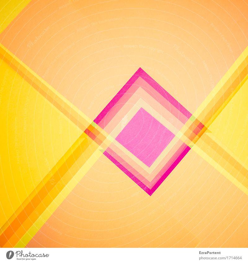 Colour Yellow Art Line Orange Design Decoration Gold Esthetic Signs and labeling Signage Paper Illustration Stripe Violet