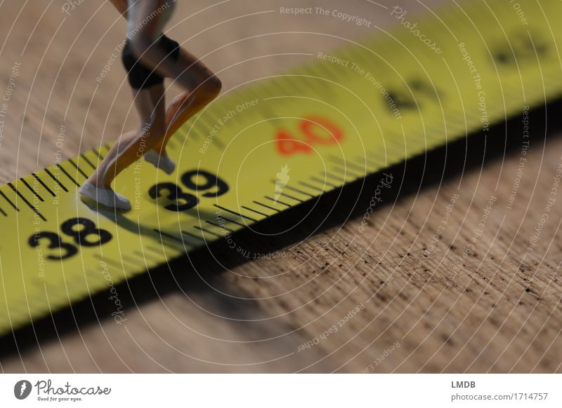 ...towards the 40... Healthy Athletic Fitness Sports Sports Training Track and Field Sportsperson Jogging Racecourse Human being Masculine Man Adults Life Body