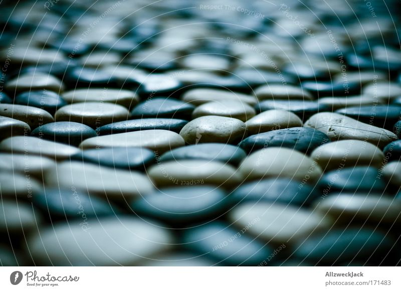 Nothing else. Colour photo Interior shot Macro (Extreme close-up) Structures and shapes Deserted Twilight Shadow Deep depth of field Stone Esthetic Simple Cold