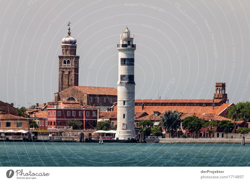 Lighthouse of Santo Stefano Vacation & Travel Tourism Trip Adventure Far-off places Freedom Sightseeing City trip Cruise Summer vacation Island Church