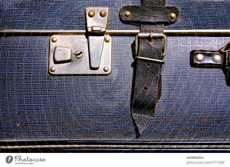 Vacation & Travel Lock Suitcase Key Weekend Belt Buckle Keyhole