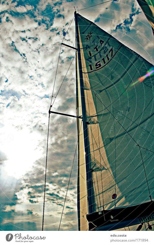 Sky_1 Nature Water Sky Sun Vacation & Travel Clouds Landscape Environment Trip Tourism Flag