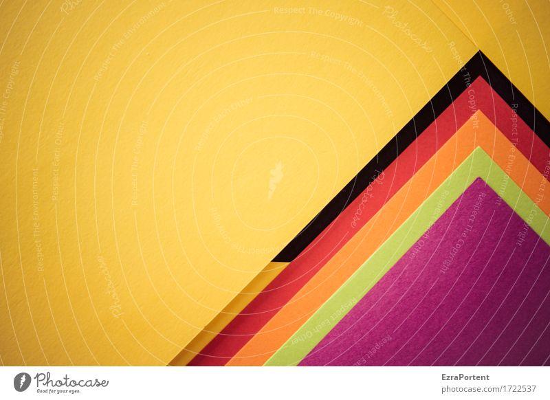 Colour Green Red Black Yellow Line Orange Design Decoration Esthetic Point Paper Illustration Sign Stripe Violet