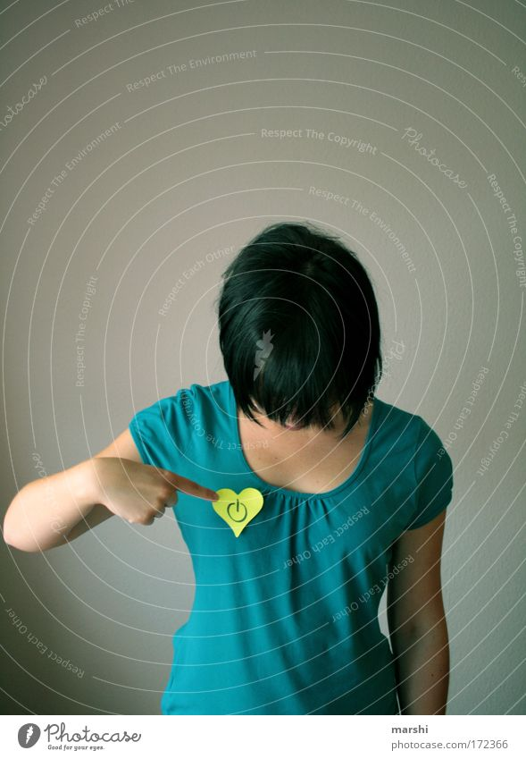 Human being Blue Hand Joy Yellow Feminine Emotions Head Power Beginning Energy industry Action Technology TV set Media Brave