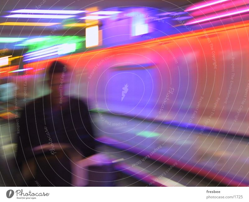 moving colors Photographic technology Colour Movement