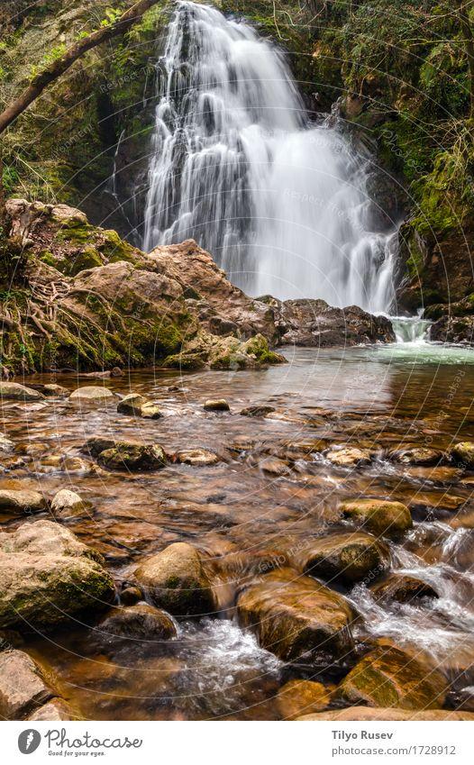Xorroxin Vacation & Travel Tourism Nature Tree Park Rock Lake Brook River Stone Green cascade Spain water Navarra Silk lay Basque stream scum Bidasoa Baztan