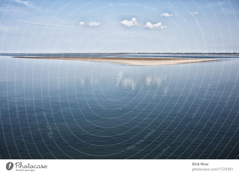 Wadden Sea Schleswig-Holstein Vacation & Travel Tourism Trip Far-off places Freedom Summer Summer vacation Sun Ocean Island Waves Environment Nature Landscape