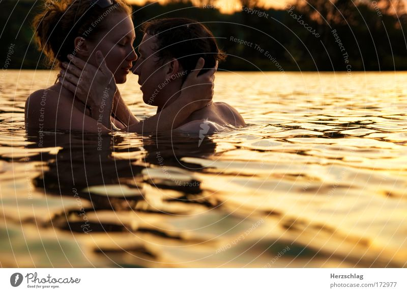 Human being Love Yellow Life Eroticism Feminine Head Happy Sex Lake Together Free Masculine Authentic Infinity