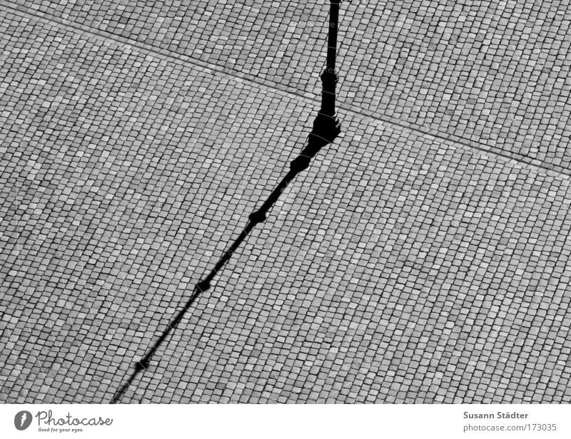 Dark Architecture Style Places Design Esthetic Exceptional Illustration Thin Lantern Discover Few Paving stone Minimalistic Pattern New market