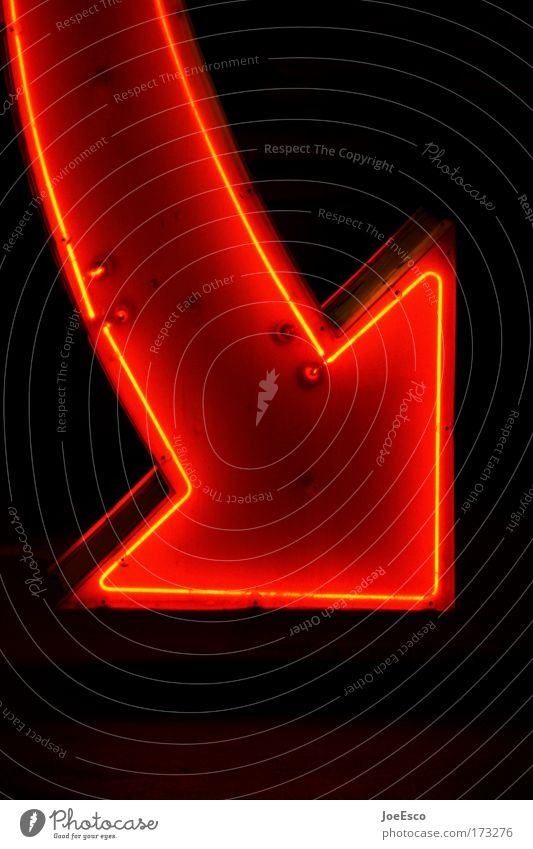 Style Feasts & Celebrations Dance Signs and labeling Beginning Signage Sign Arrow Entrance Watchfulness Indicate Entertainment Night life Going out Clubbing Warning sign