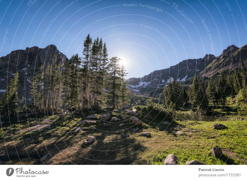 Eagles Nest Wilderness Beautiful Vacation & Travel Tourism Adventure Summer Sun Mountain Hiking Environment Nature Landscape Elements Earth Sky Climate Weather