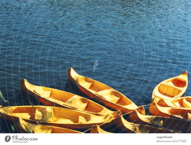 Mary River Watercraft Canoe Yellow Australia paddle