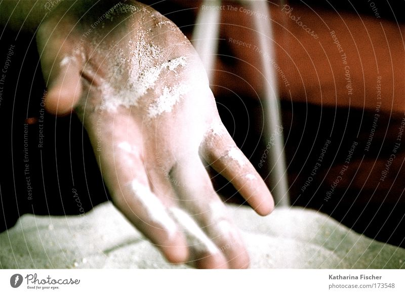 White Hand Calm Time Natural Sand Fingers Transience Touch Serene Beige Trickle Timeless Grainy