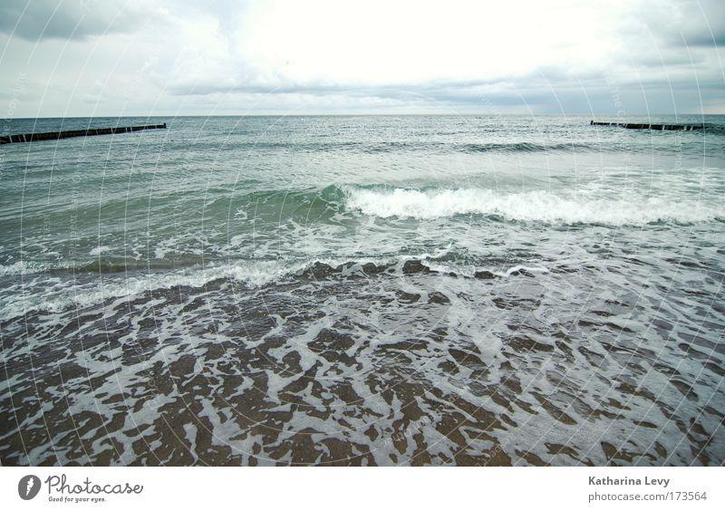 Water Summer Beach Ocean Clouds Landscape Environment Happy Sand Coast Waves Wind Horizon Tourism Authentic Elements