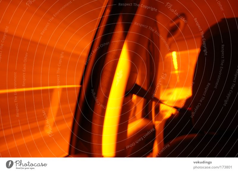 tunnels Colour photo Exterior shot Experimental Shadow Contrast Light (Natural Phenomenon) Motion blur Motoring Tunnel Car Driving Speed Flexible Movement