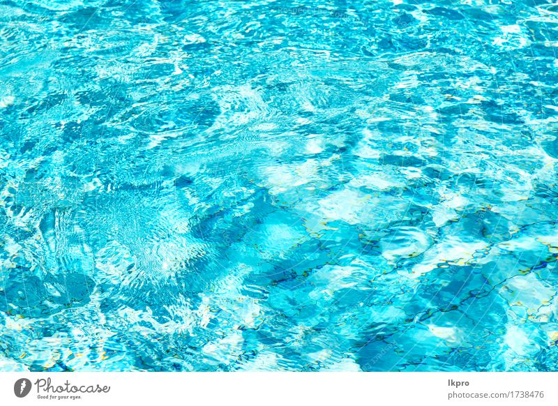 mediterranean sea of cyclades greece europe the color and reflex Nature Blue Summer Colour Beautiful Green White Sun Ocean Relaxation Black Natural Stone Brown Line Bright