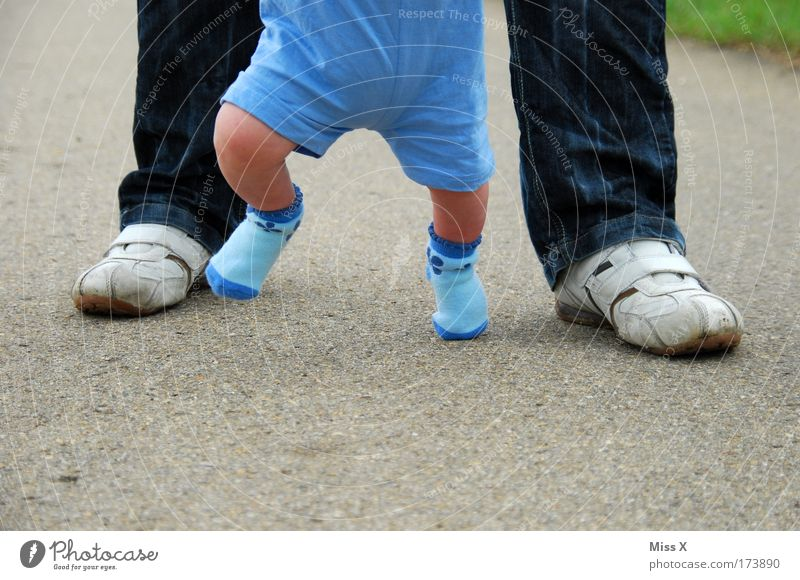 small steps Human being Parents Adults Family & Relations Life Legs Feet 2 Lanes & trails Going Study Happy Joie de vivre (Vitality) diego first steps Stride