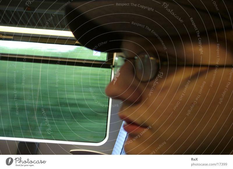 profile Silhouette Man Profile Detail