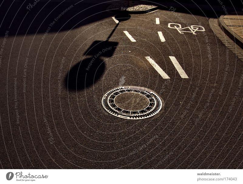 Vacation & Travel Street Transport Traffic infrastructure Road traffic Road sign Effluent