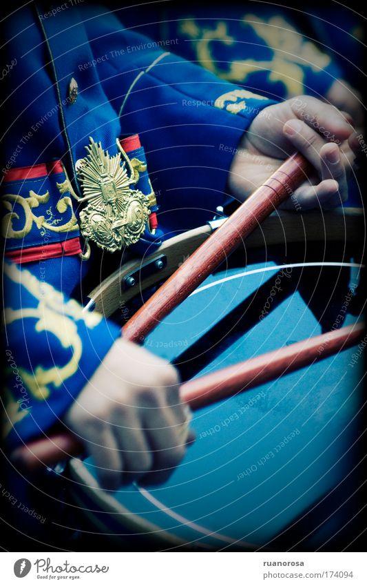 Human being Child Hand Boy (child) Playing Movement Arm Touch Band Drum set Uniform Children`s hand Hockey stick