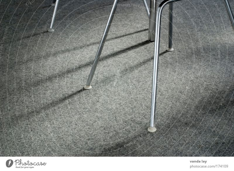 Metal Interior design Work and employment Design Academic studies School building Chair Communicate Education Furniture Economy Silver Carpet Workplace