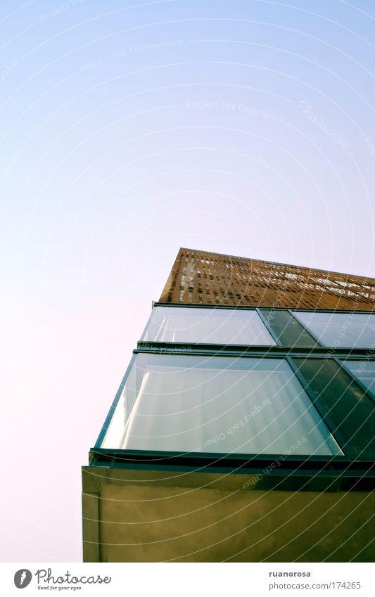 Sky Colour Window Architecture Building Creativity Exotic Symmetry