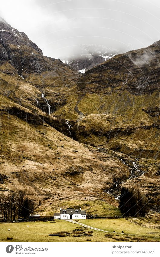 Glen Coe, Highlands, Scotland Whiskey Vacation & Travel Tourism Trip Adventure Expedition Camping Mountain Hiking Living or residing