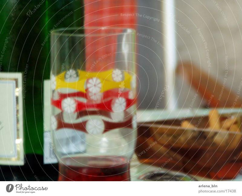 Glass Table Alcoholic drinks Ashtray
