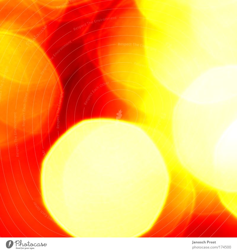 White Red Yellow Life Warmth Bright Art Glittering Gold Circle Happiness Round Abstract Hot Creativity Hell
