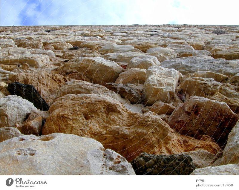 FaroWall Architecture City wall Detail Stone