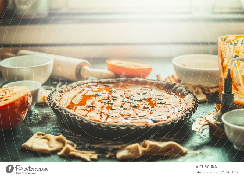 Window Food photograph Life Eating Autumn Style Design Flat (apartment) Living or residing Nutrition Retro Table Kitchen Vegetable Organic produce