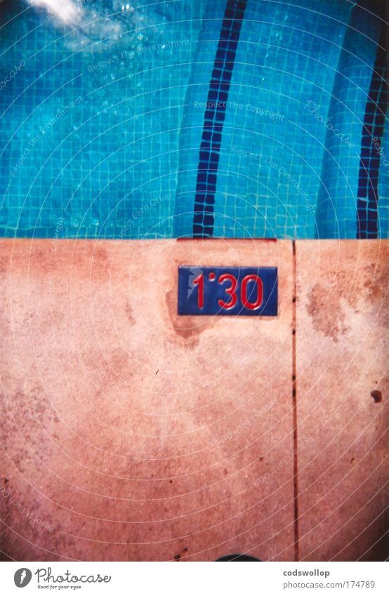 """51.1811"""" Colour photo Exterior shot Holga Day Sunlight Lifestyle Vacation & Travel Summer vacation Sports Water Sign Digits and numbers Signs and labeling"""