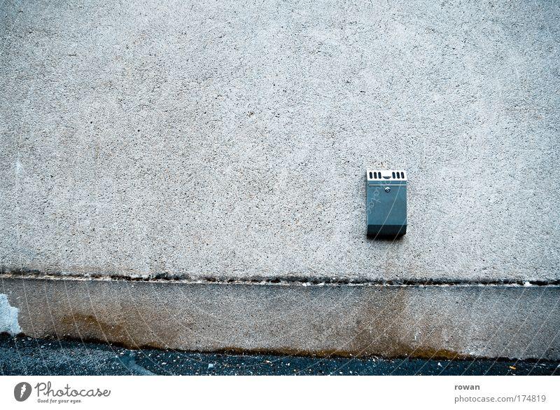 Dark Cold Wall (building) Wall (barrier) Wait Dirty Empty Gloomy Smoking Trashy Boredom Ashtray Cigarette break