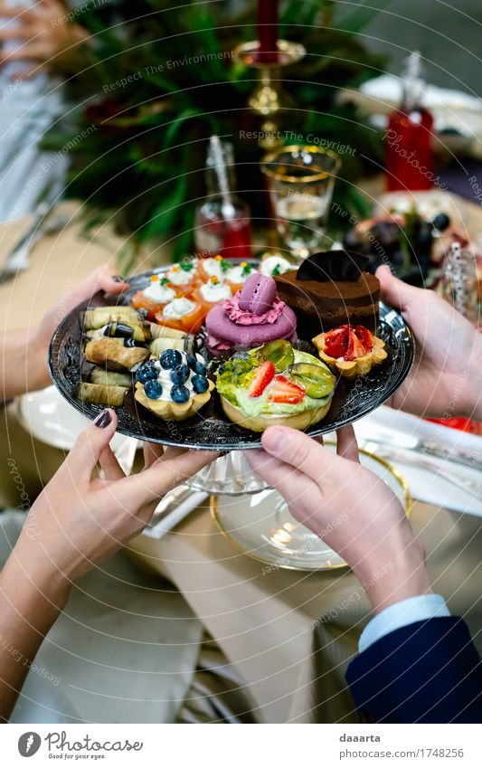 snack time Food Fruit Croissant Cake Dessert Candy Jam Nutrition Lunch Picnic Lifestyle Elegant Style Design Joy Harmonious Adventure Living or residing