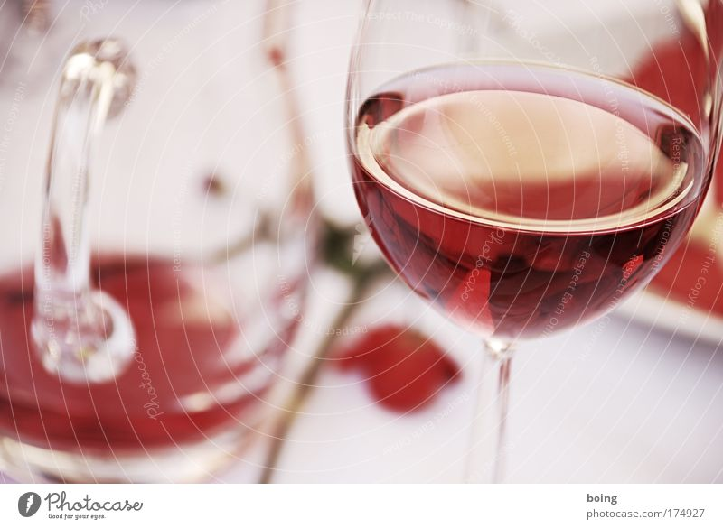 Red Nutrition Rose Emotions Glass Glass Beverage Drinking Romance Bar Wine Gastronomy Food Plant Restaurant Joie de vivre (Vitality)