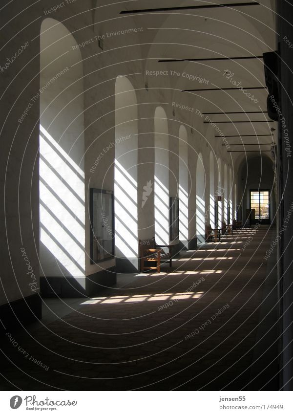 Loneliness Window Esthetic Nostalgia Monastery