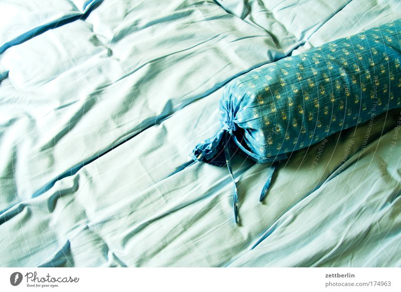 bed sausage Bed Sheet Cushion Bolster Sleep Bedroom guestrooms sleep difficulties sleepless Dream dreamless Pillow