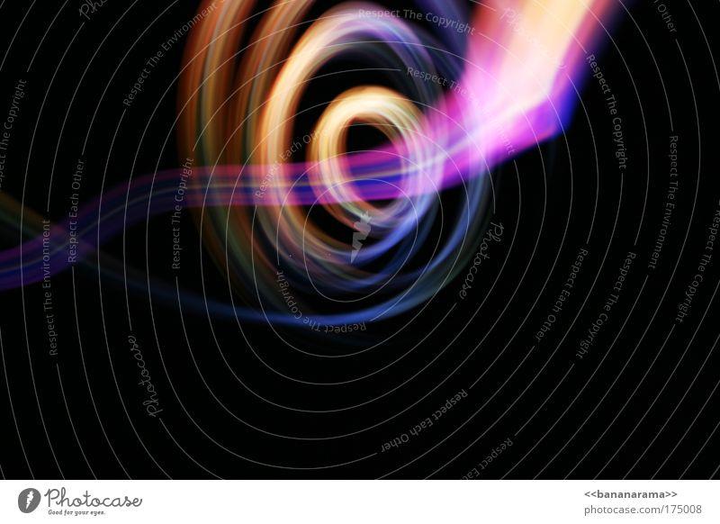 Black Colour Style Moody Art Pink Design Elegant Energy Electricity Dangerous Long exposure Illuminate Creativity Senses
