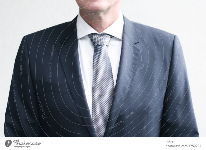 The boss. Style Work and employment Profession Office work Business Man Adults Life Body Upper body 1 Human being 30 - 45 years 45 - 60 years Shirt Suit Jacket