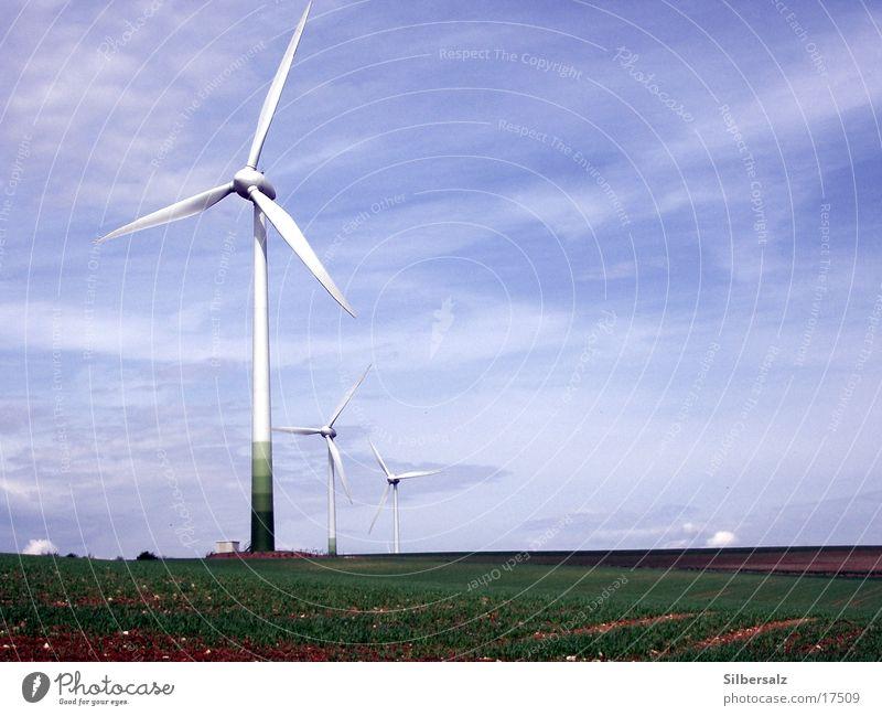 Mountain Wind energy plant Renewable energy