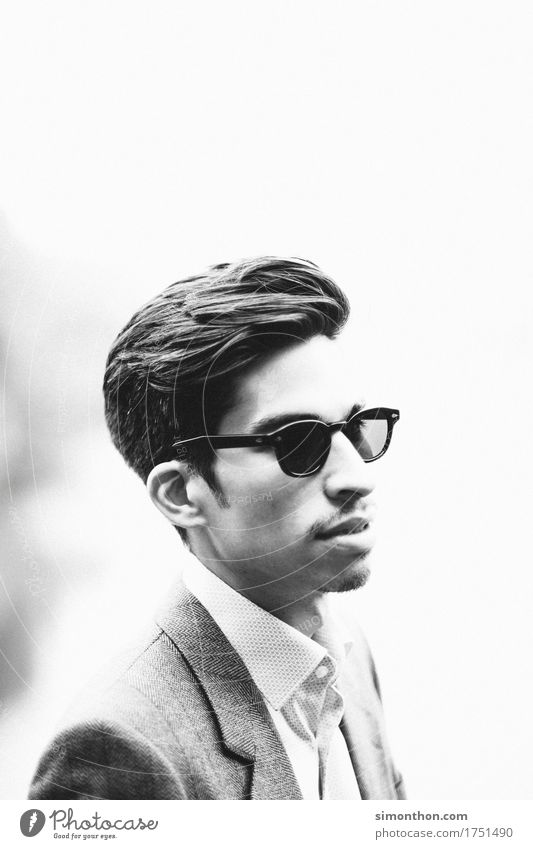 cool Lifestyle Luxury Profession Business Company Career Success Masculine 1 Human being Suit Sunglasses Esthetic Decadence Elegant To enjoy Society Identity
