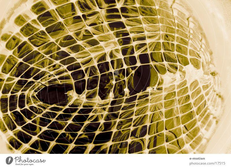 Dark Art Glass Crazy Net Image Craft (trade) Captured Ghosts & Spectres  Freak Anonymous Foreign Grating Liquid Duplex