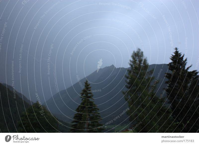 Sky White Blue Tree Summer Black Dark Mountain Landscape Environment Stone Bright Fear Wind Large Arrow