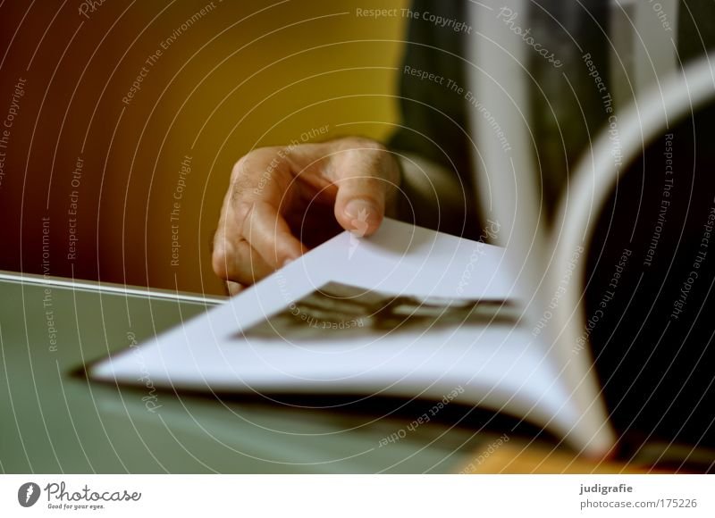Human being Man Hand Photography Art Book Adults Masculine Sit Reading Curiosity To hold on Discover Interest Artist To leaf (through a book)